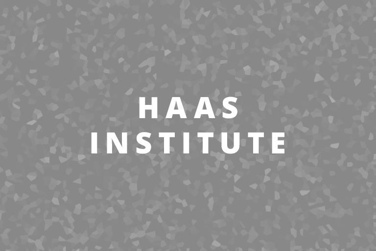 haas institute
