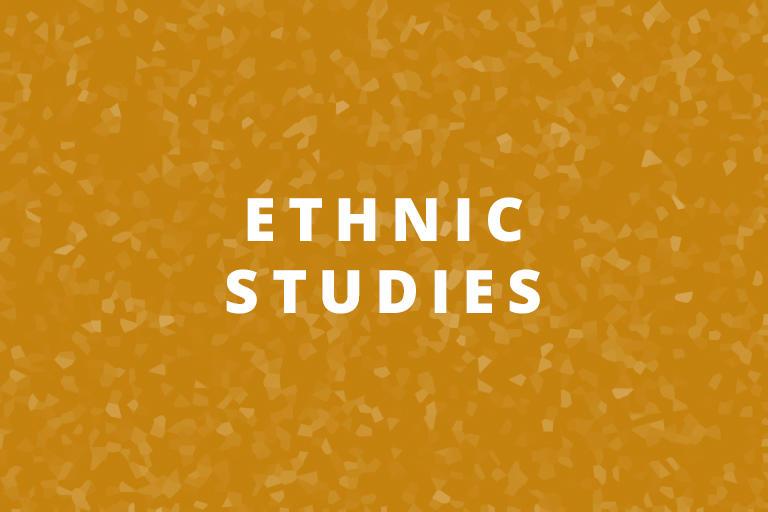 ethnic studies
