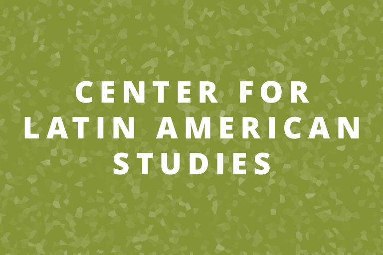 center for latin american studies