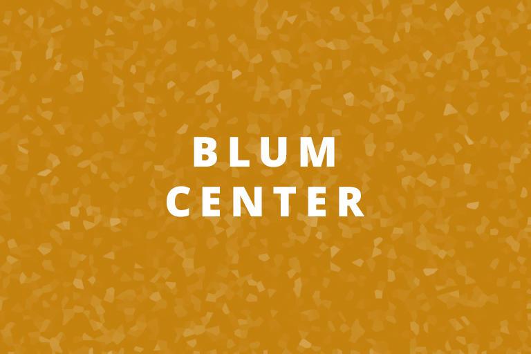 blum center