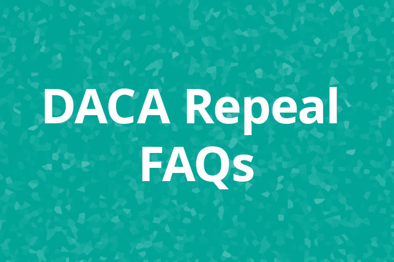 DACA FAQs