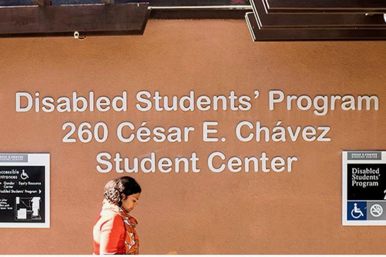 Disabled Students Program photo
