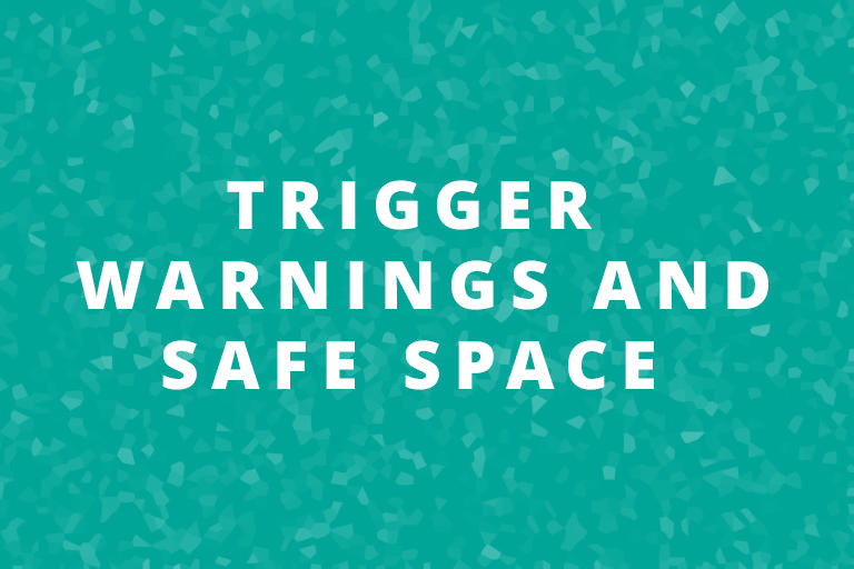 trigger warnings
