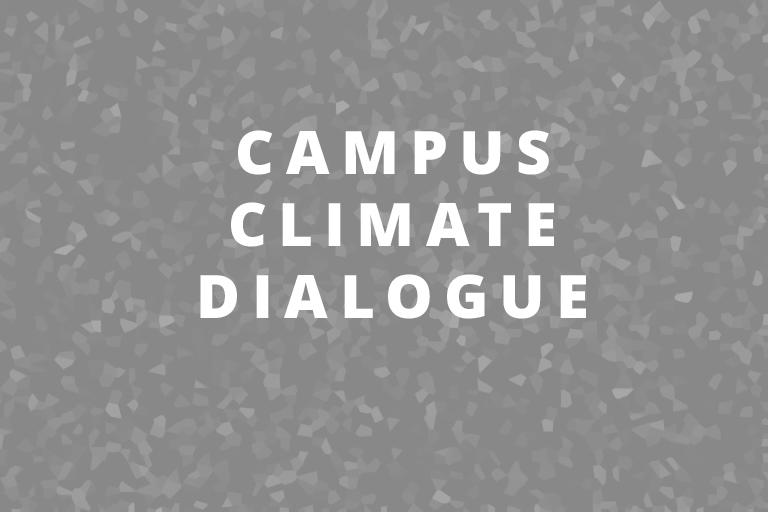 campus climate dialogue