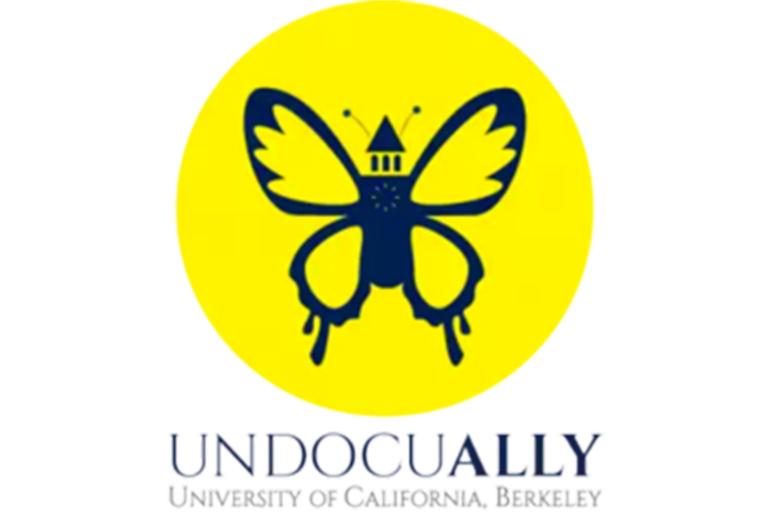 UndocuAlly logo - butterfly