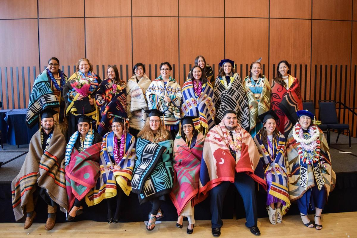 Native & Indigenous graduate group of 2019