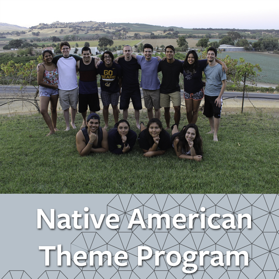 Native American Theme Program
