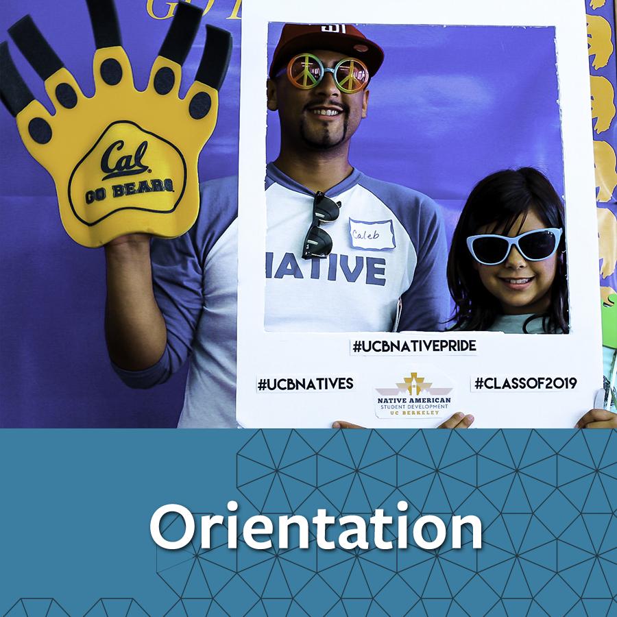 Native American Student Development Orientation