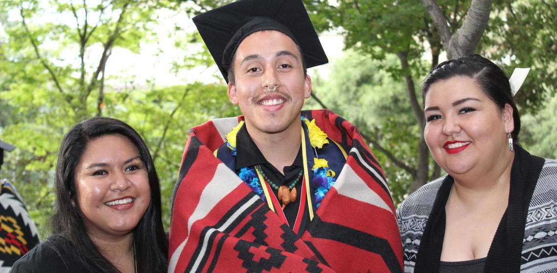 Native Graduation 2015-2017