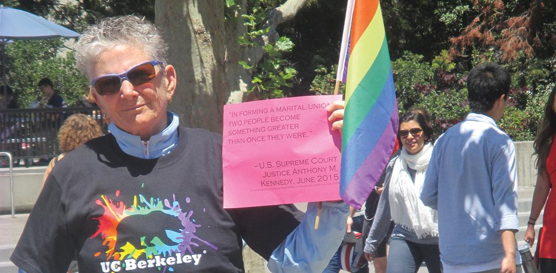 Same-Sex Marriage Won