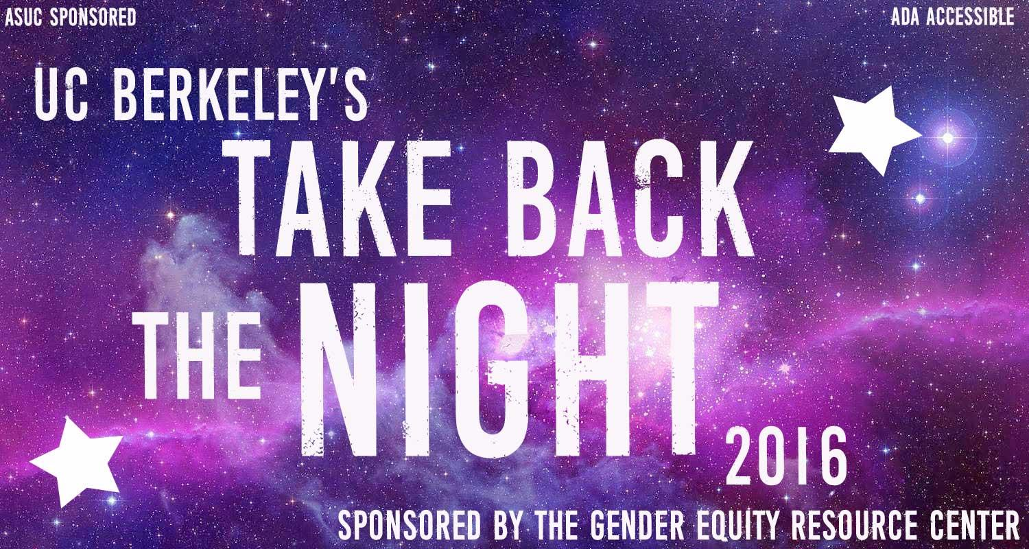 Take Back the Night 2016 Banner