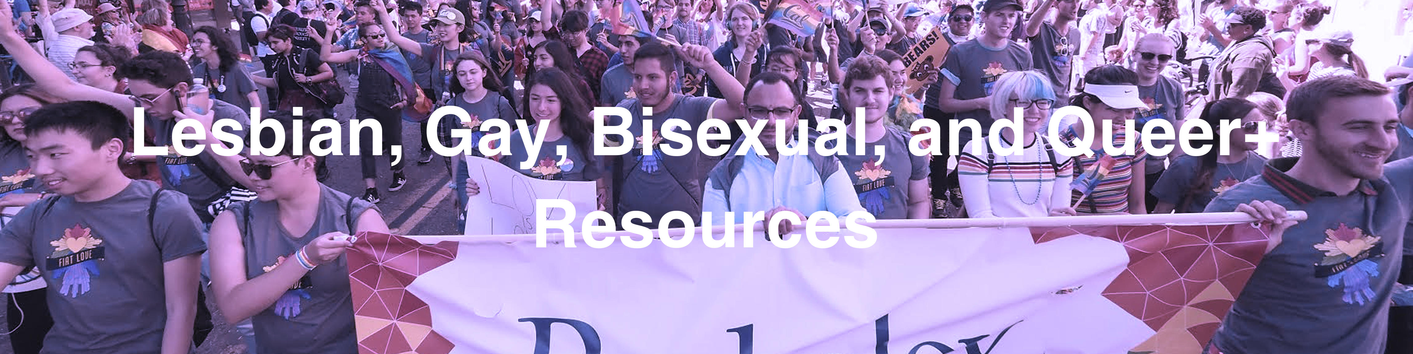LGBQ+ Resources