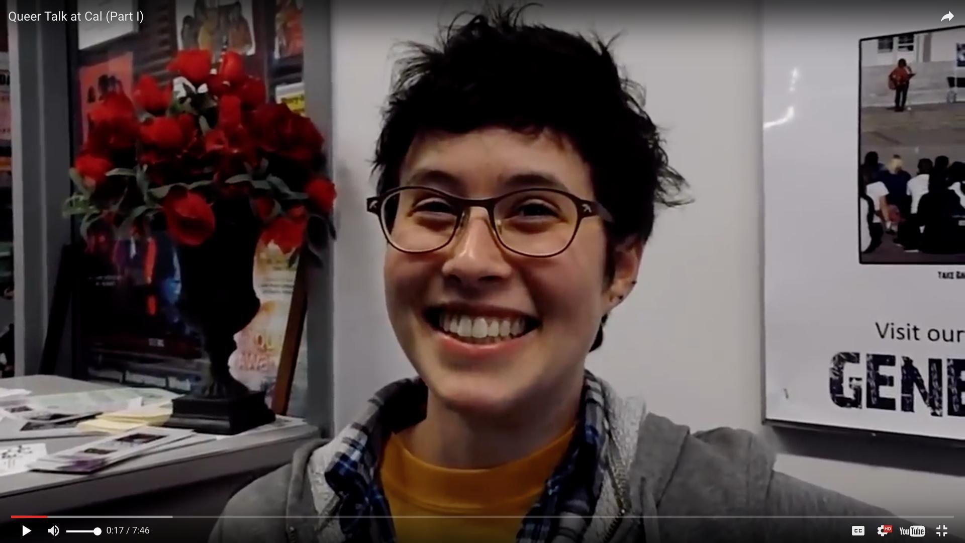 Queer Talk at Cal Part I Video Screenshot