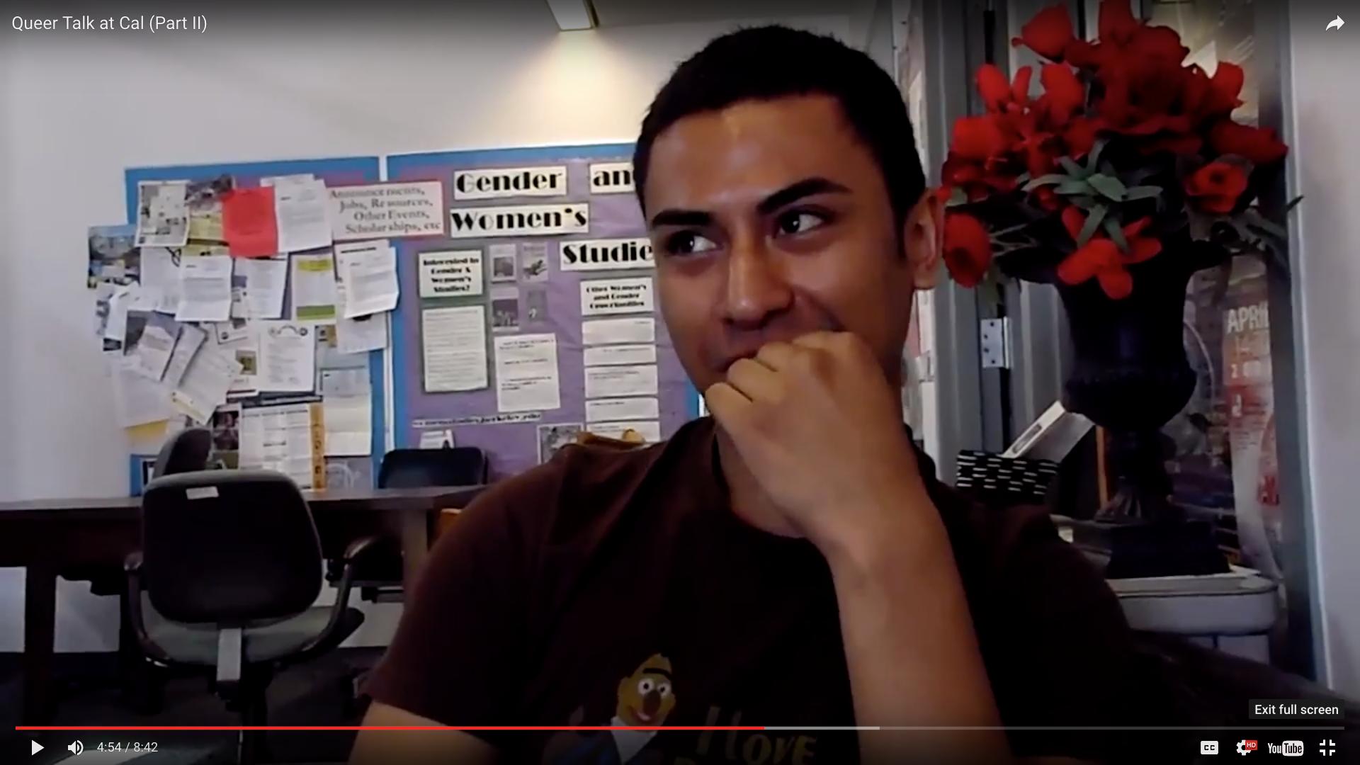 Queer Talk at Cal Part II Video Screenshot