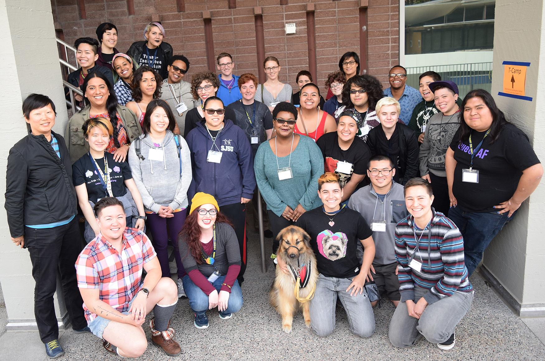 NorCal T-Camp Group Picture Smaller