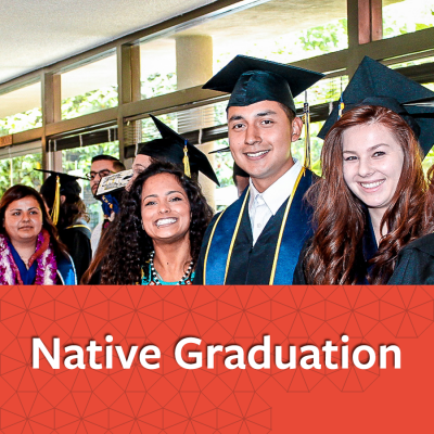 Native Graduation- link to more information about native graduation