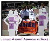 Sexual Assault Awareness Week