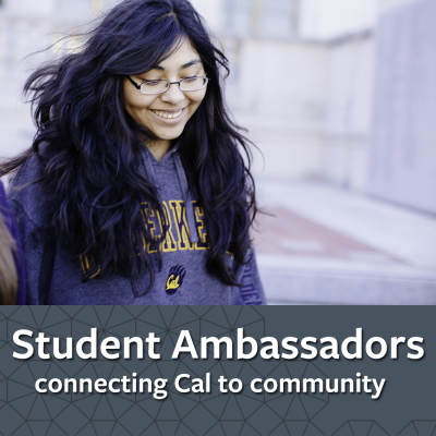 Student Ambassadors - link to more information about program